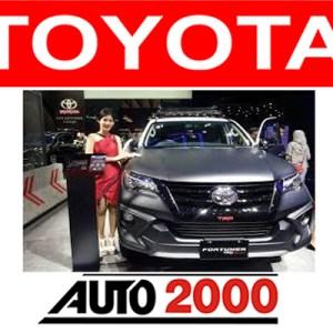 Kerjasama Astra Toyota di Indonesia