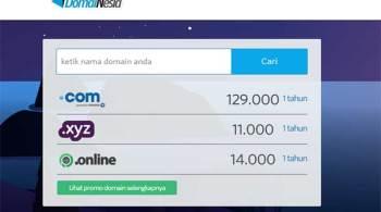 cek domain gratis