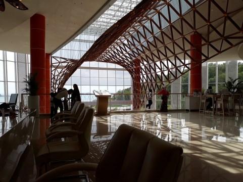 Lobby harris resort barelang batam