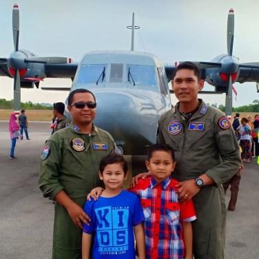 foto sama pilot