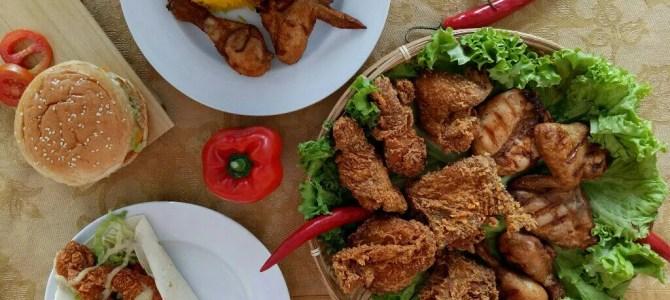 Ayam Rasa Rempah Timur Tengah Yang Endes