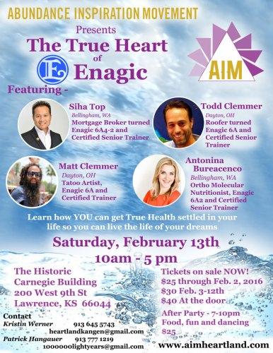 True Heart Event