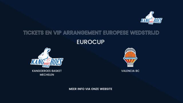 Inschrijving EuroCup