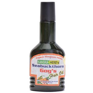 Seabuckthorn Gog's Hair oil
