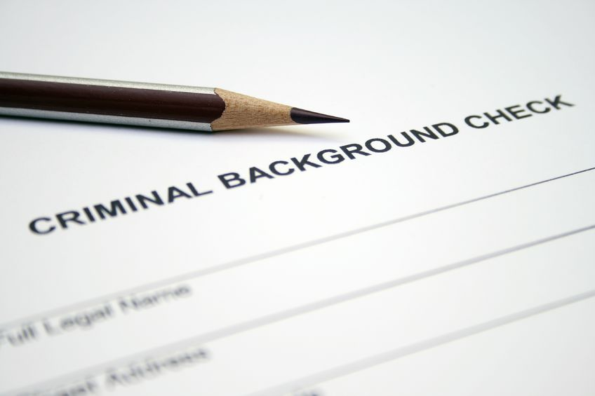 Criminal background check   Kania Law Office Criminal background check