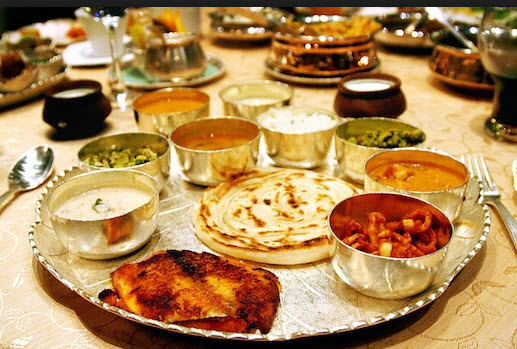 Image result for punjabi food wedding