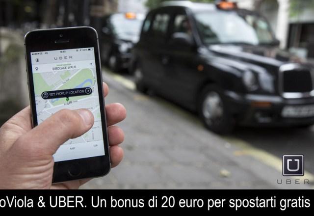 promozione uber