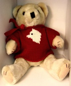 Sammy Bear Knitting Kit