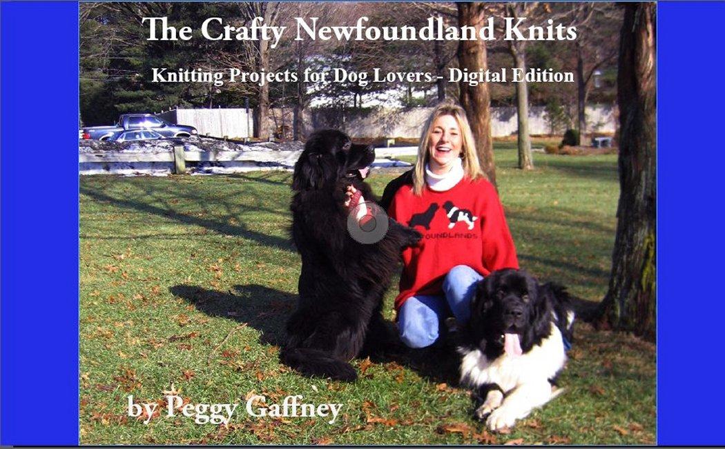 The Crafty Newfoundland Knits Kanine Knits