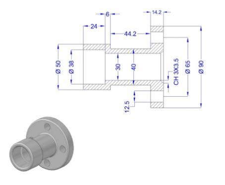 3D CAD தொடக்க நிலைப் பயிற்சி