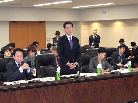 観光立国推進本部の初会合(9日)