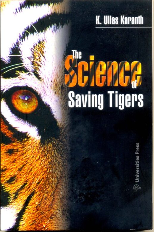The Science of Saving Tiger- A book