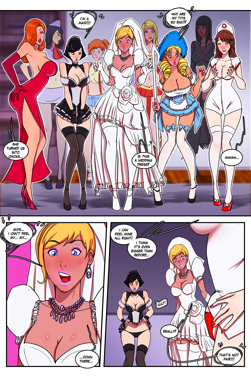Costume Party – P04