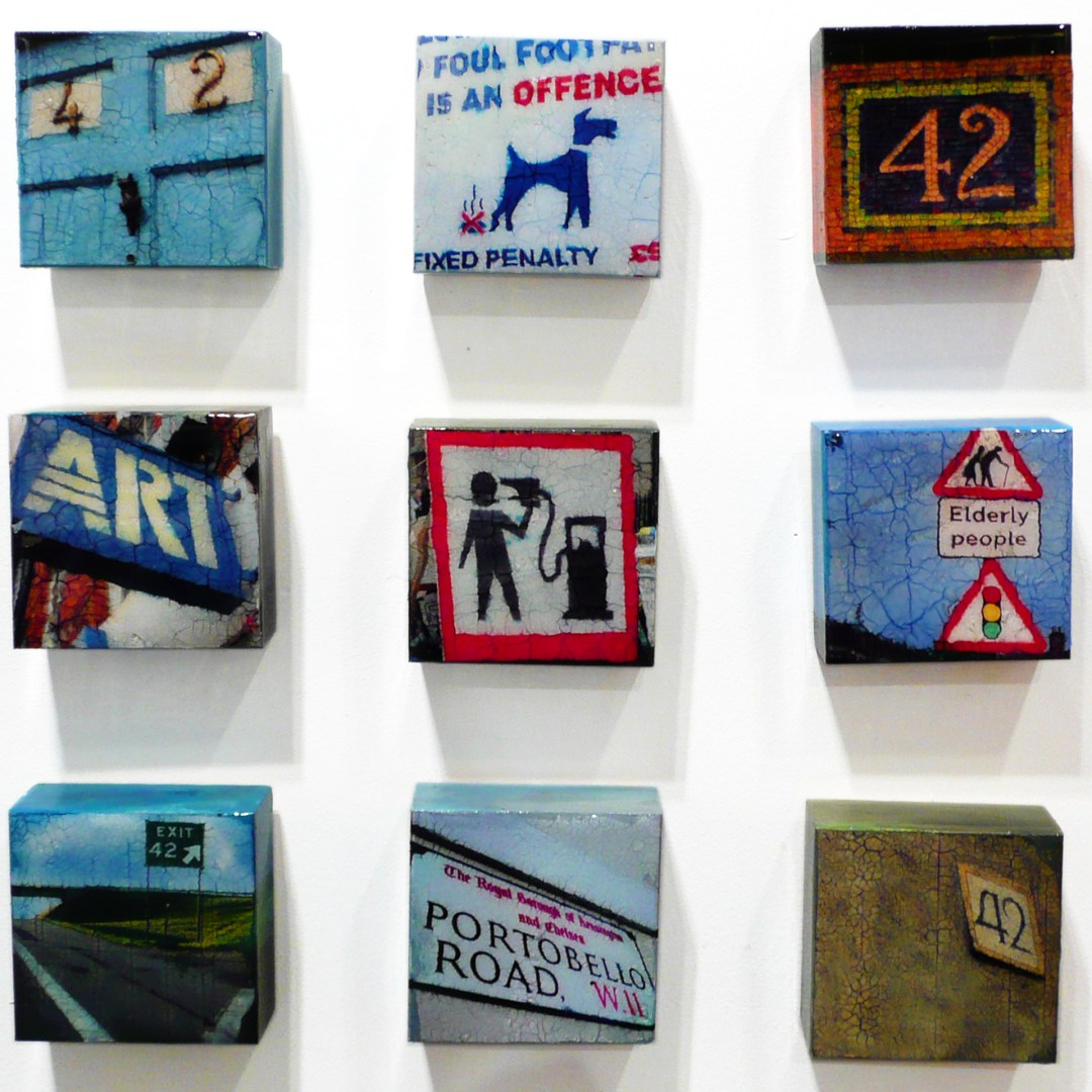 4 by 4 photo squares by Kym Bloom