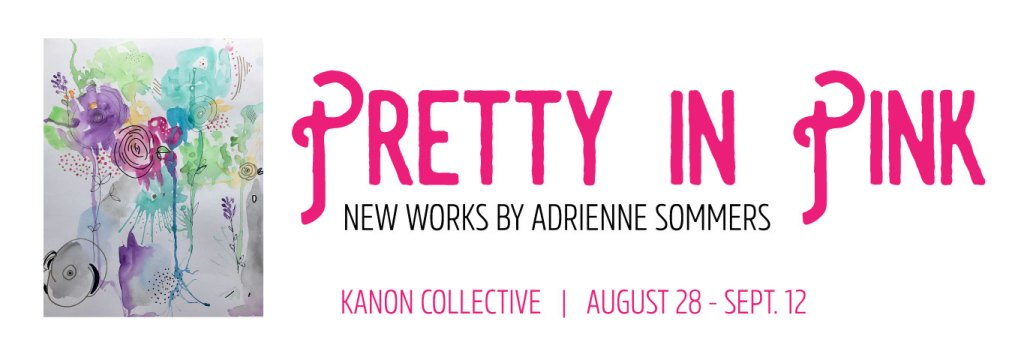 pretty in pink by adrienne sommers