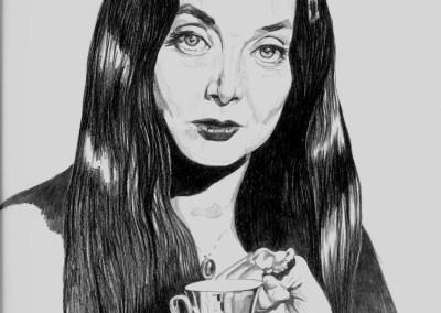 """""""Morticia Addams"""""""