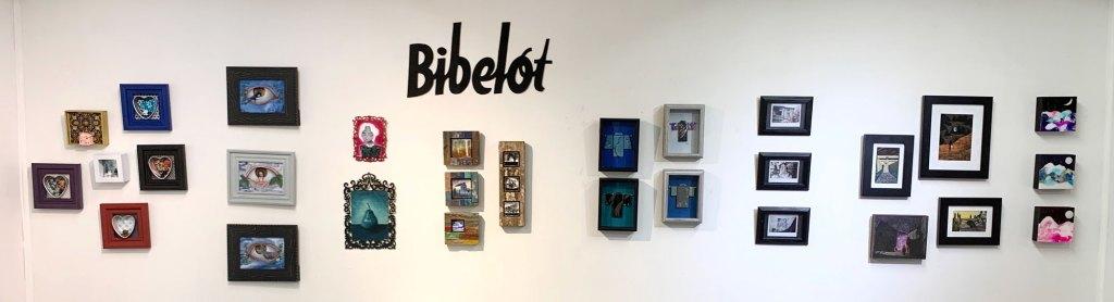 Bibelot show at Kanon, 2019