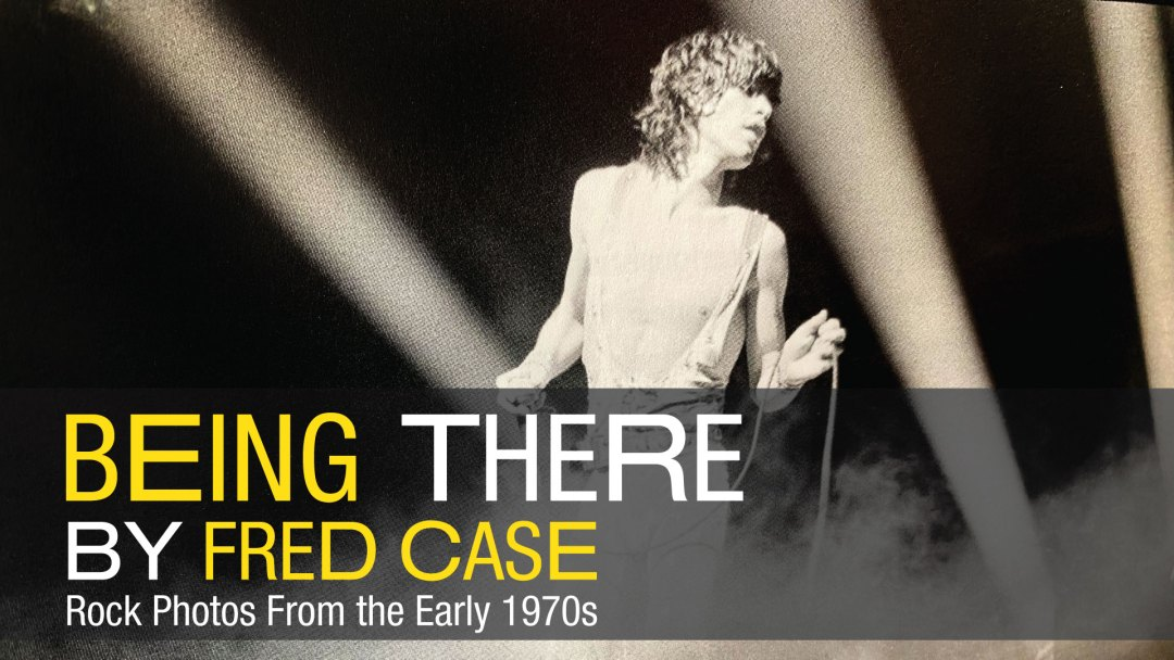 Being There by Fred Case