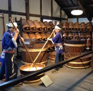 Hakutsuru Brewing Museum 2