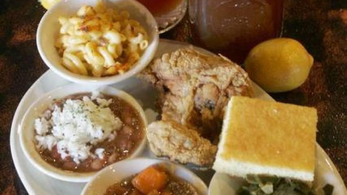 Soul Food Restaurants Kansas City