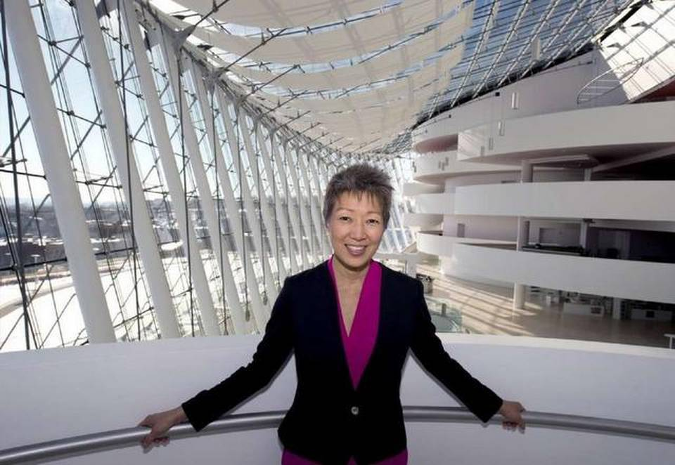 Before taking the helm at the Kauffman Center, Jane Chu was fund executive at the Kauffman Fund for Kansas City, vice president of external relations for Union Station and vice president of community investment with the Greater Kansas City Community Foundation.