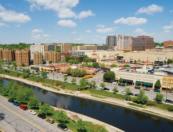 Kansas City Mo Plaza Area