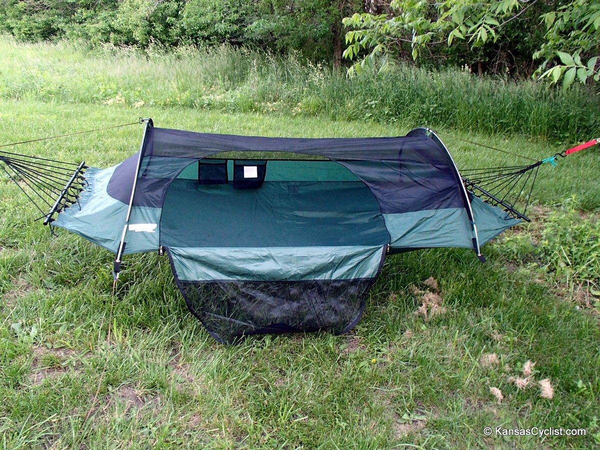 Camping Hanging Hammock Tree Tent Outdoor Waterproof Bug