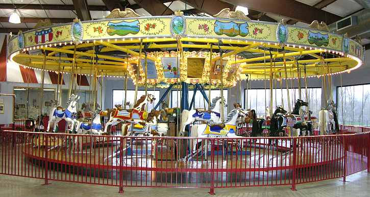 Kansas Carousel