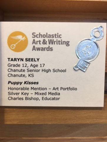 KAWS Scholastic Art Award