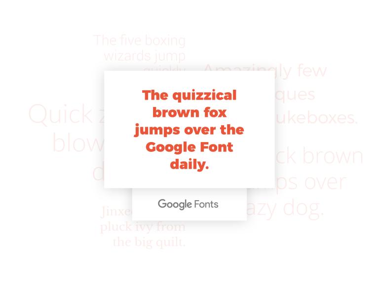 The Best Google Webfonts & Why You Should Be Using Them | Kanuka Digital