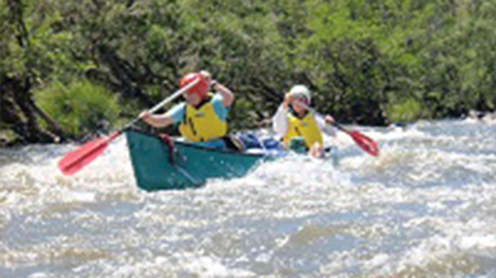 Four Day White Water Adventure