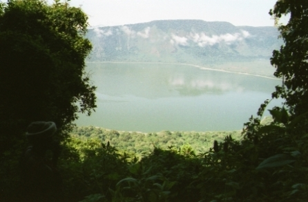 Tanzania trekking safari: Mount Empakaai in Northern Tanzania