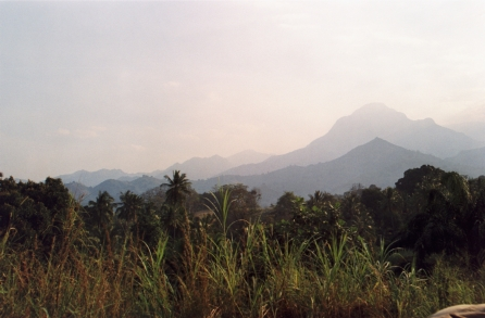 Walking safari Tanzania: the Uluguru mountains in southern Tanzania