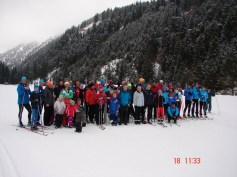 KVL Wintertour 2016 Achenkirch