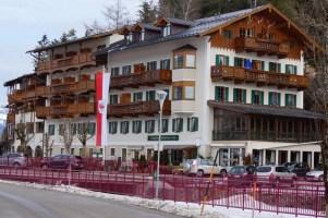 Hotel vom Fischerwirt - unser Quartier