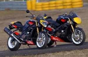Tuono Zugelassen / Racing