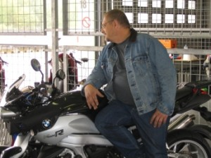Schwere Männer brauchen schwere Motorräder