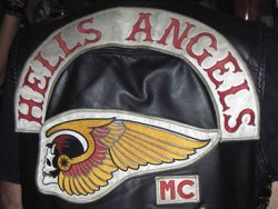 Hells Angels Backpatch