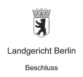 LG Berlin Beschluss vom 04.02.2014, 581 Ns 13_13