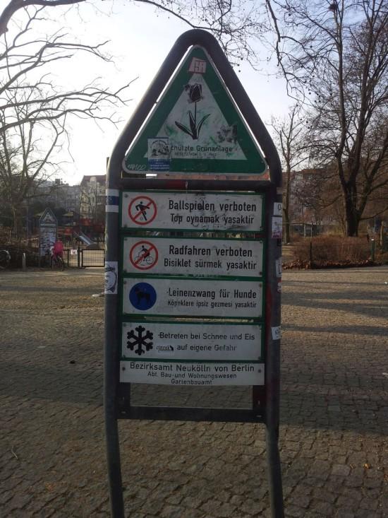 Radfahren verboten 01