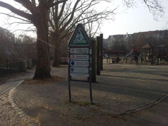 Radfahren verboten 04