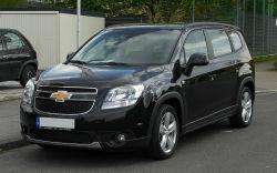 Chevrolet_Orlando_LTZ_1.8_–_Frontansicht,_16._April_2011,_Hilden