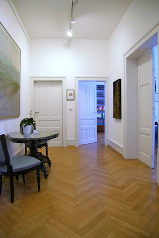 Kanzlei Schroth, Kiesinger und Kollegen - Innenansicht Eingangsbereich