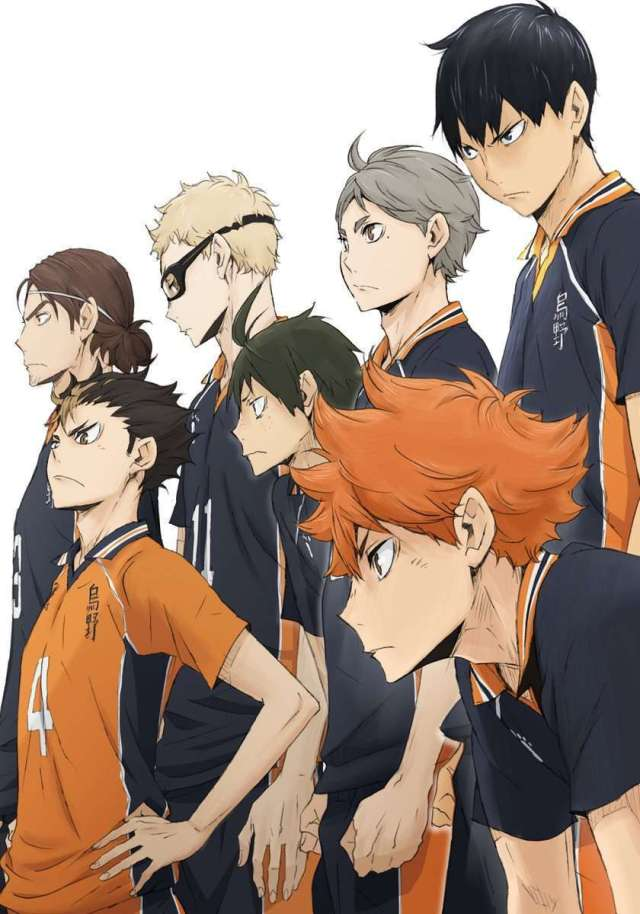 Take For An Example The Sports Manga Haikyuu By Haruichi Furudate That Has Been Adapted As Anime Series And About To Have Its Third Season