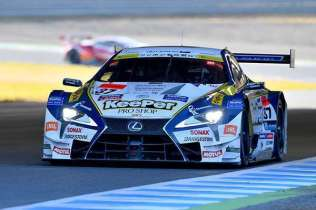 #37 KeePer TOM'S LC500 (sumber: supergt.net)