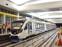 LRT Sumsel Diuji Coba