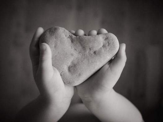 hjärta svvitt