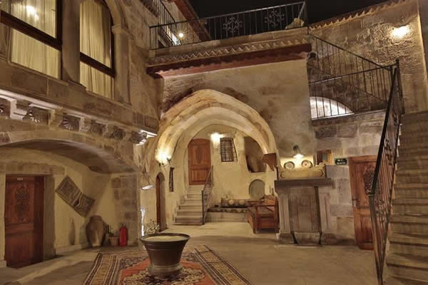 Kemer Balayı Oteli