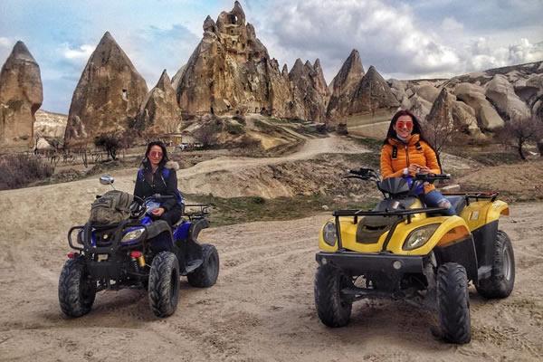 Kapadokya ATV Turu Resimleri