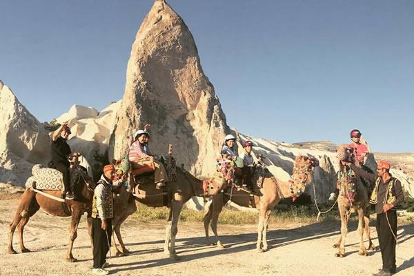 Kapadokya Deve Safari Turları Resimleri